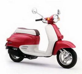 Honda Giorno 50
