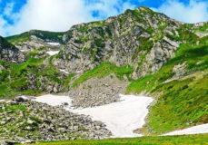 Хребет Ачишхо (трехдневный маршрут)
