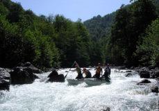 Водный маршрут Ах-Цу