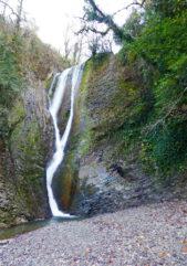 Ажекские водопады (с заходом на 30-метровый Ореховский водопад)