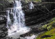 Неповторимые водопады реки Киет