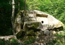 Волконское ущелье и дольмен