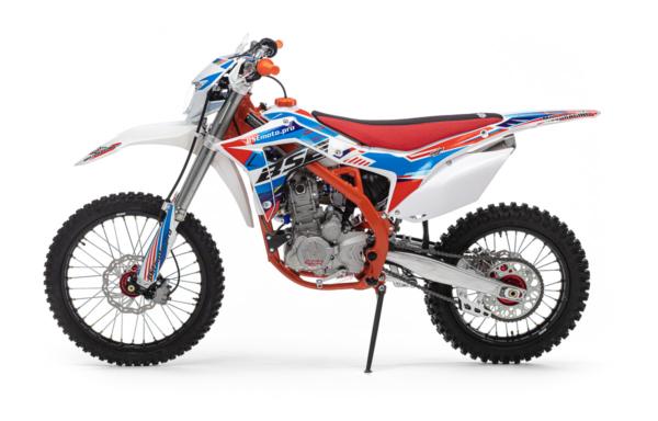 Мотоцикл BSE Z7 300e 21/18 от офиц. Дилера