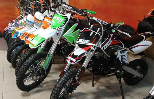Мотоциклы и Питбайки BSE купить в Сочи